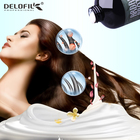 Shampoo Delofil Low Price Argan Oil Protein Smoothly Deep Moisture Sulfate Free Shampoo And Conditioner Wholesale