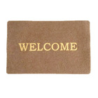 Chinese manufacturer custom welcome mats for front door