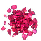 Real 100% natural organic biodegradable bulk dried natural red rose petal flower for baths and foot baths