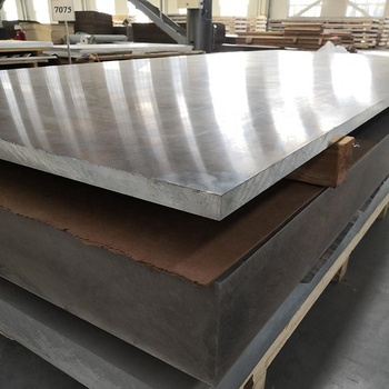 China best 7075 aluminum plate suppliers special offer low price high quality uk market T651 aluminium alloy sheet