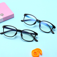 2019 computer eye protection glasses high quality computer glasses computer anti-radiation silicone glasses