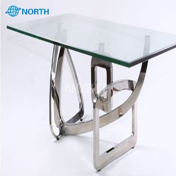 6 Seater Round Glass Dining Table 48x96 Table Top Glass Computer Table Glass View Partition Glass Bnt Product Details From Beijing North Glass Technologies Co Ltd On Alibaba Com