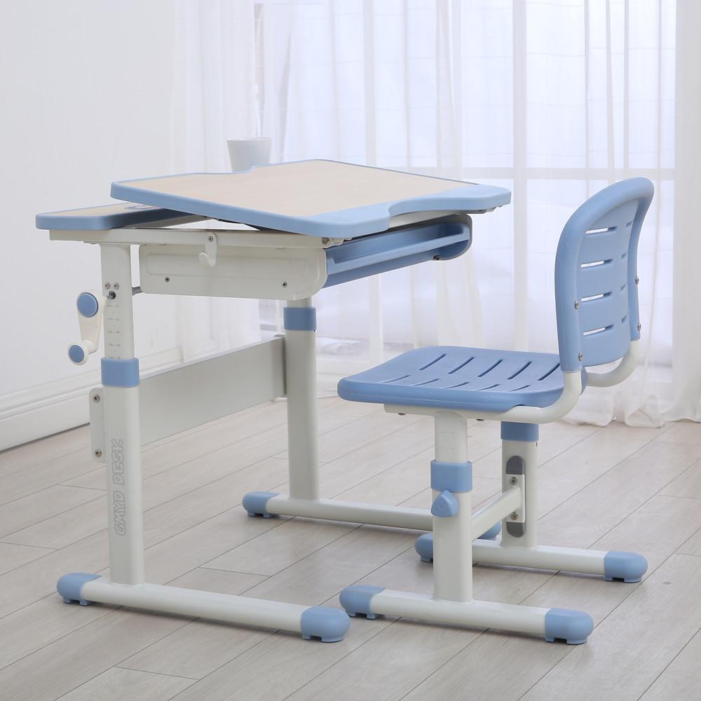 GMYD  Children School Furniture Study Desk Chair Set Children Posture Chair