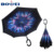 2020 China Manufacturer  Inverted Umbrella Windproof with C Handle