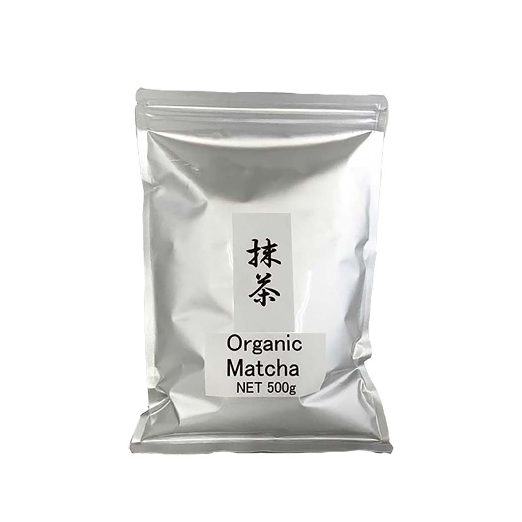 Japan ceremonial organic matcha green tea made from youngest leaves
