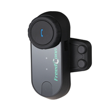 Freedconn Bluetooth Headset Helm Intercom Motorfiets Bt 800 M Fm Radio Interphone