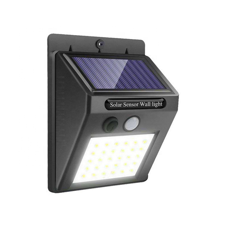30 <strong>LED</strong> Solar <strong>Lights</strong> <strong>Outdoor</strong> Solar Powered Security <strong>Light</strong> Wireless Waterproof Motion Sensor <strong>Outdoor</strong> Wall <strong>Light</strong>