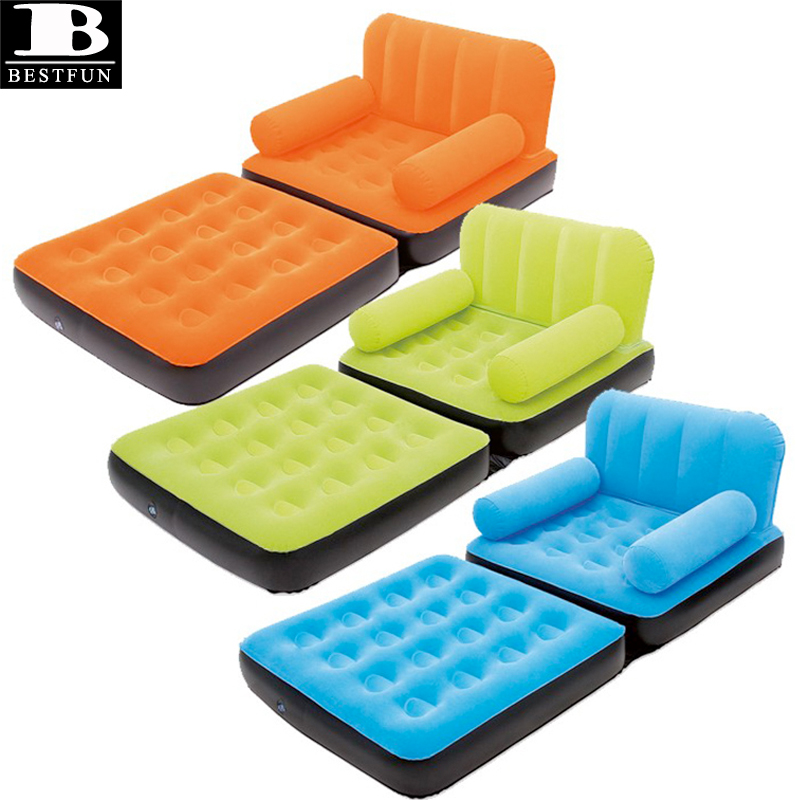 Inflatable Air Bed Mattress Chair