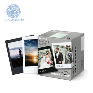30 sheets square film valuable bundle for fujifilm instax square camera sq 6 sq10 sq20 square camera