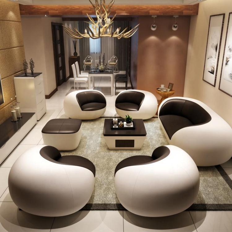 INS popüler tasarım koltuk takımı dahil olmak üzere çay masası oturma oda mobilya setleri lüks otel kanepe ev kanepe Modern ışık lüks s