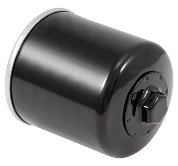 Reasonable price Black Motorcycle Oil Filter with 17mm nut for Yamaha Motorcycles KN-204-1