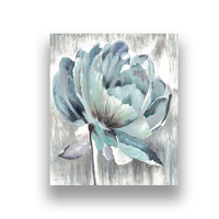 abstract canvas art flower oil painting reproduction