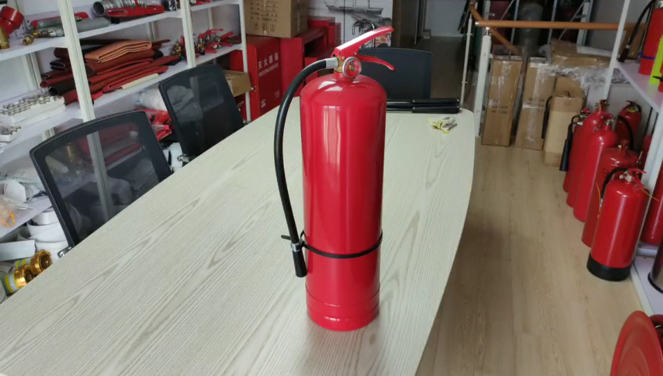 General Type ABC Dry Chemical Powder Fire Extinguisher