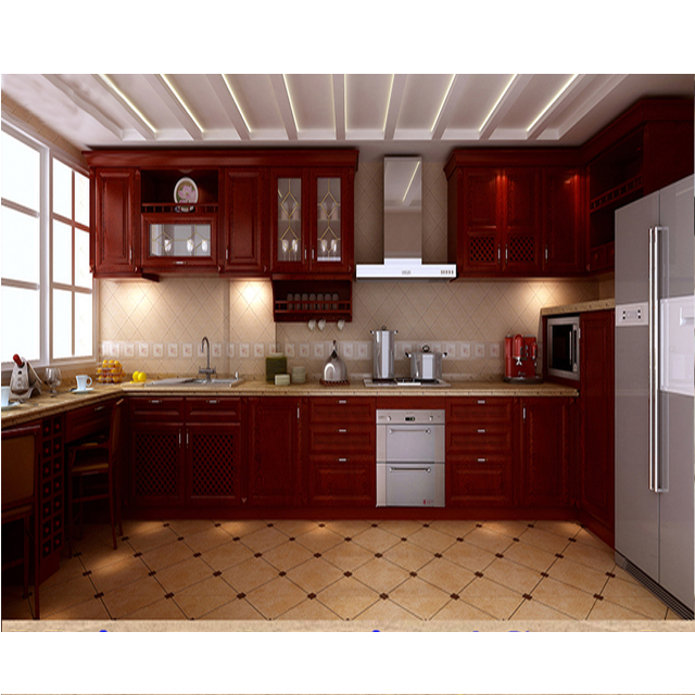 D8 Cherry Wood Kitchen Cabinet/american Standard Furniture/modular  Size/kcma - Buy Kitchen Cabinets,American Standard Furniture Solid Cherry  Wood ...