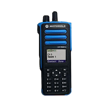 Motorola vhf XIR P8668i ex  anti-explosion china two way digital radio walkie talkie
