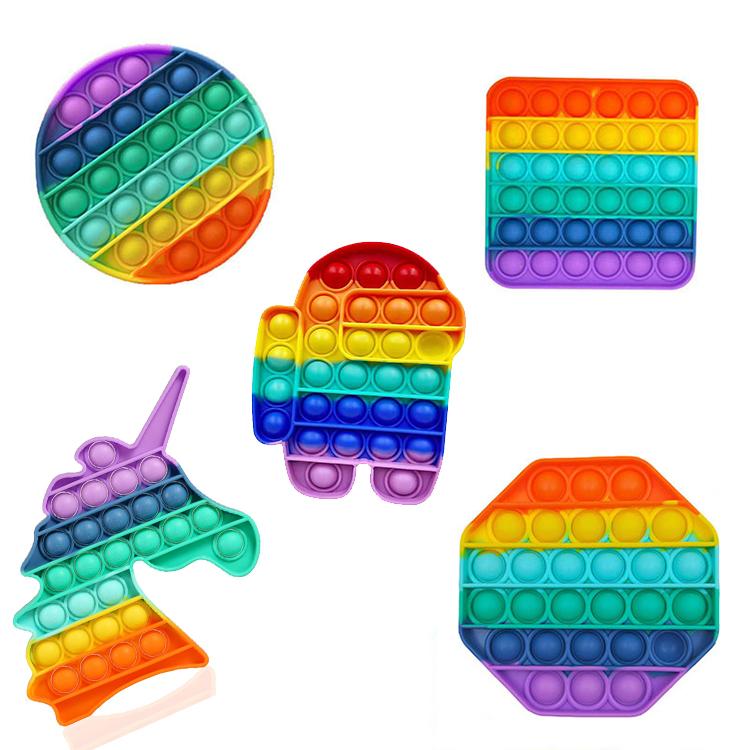 push pop bubble fidget ensory toy OF fidget toys OF pop it fidget toy OF fidget toys et OF push pop bubble fidget ensory toy,50 Pieces