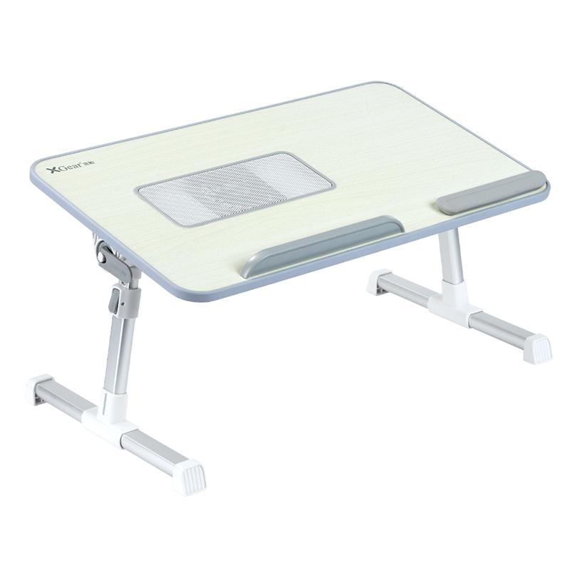 Mesa plegable para portátil o pc con ventilador refrigerante