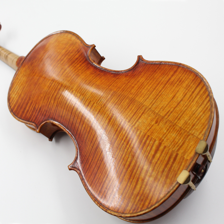 Factory Hot Koop Geavanceerde Viool Professionele Aangepaste Stradivari Gemaakt In China Lage Prijs