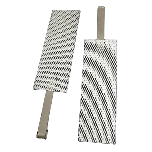 Gr2 Gr1 백금 코팅 티타늄 플레이트 물 ionizer