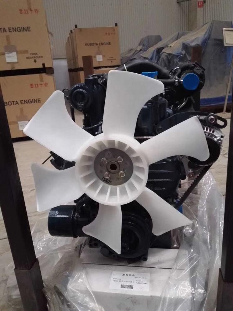 V2403 V2403T Complete Engine Assy For Kubota V2403-M-DI-T-ES03
