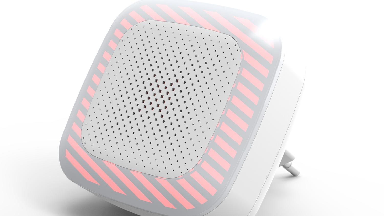 Security Alarm Wireless Home Alarm Indoor Siren 90DB Siren Indoor Horn, External Sound Anti-theft