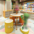 Toy Furniture Toy Store Interior Design 3D Design Wholesale Child Toy Store Interior Design Decor Furniture