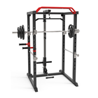 Bench Squat Cage Rack Fitness Equipment Strength Training Power Rack Squat Cage Bench Rack Standing Fitness Strength Squat Rack