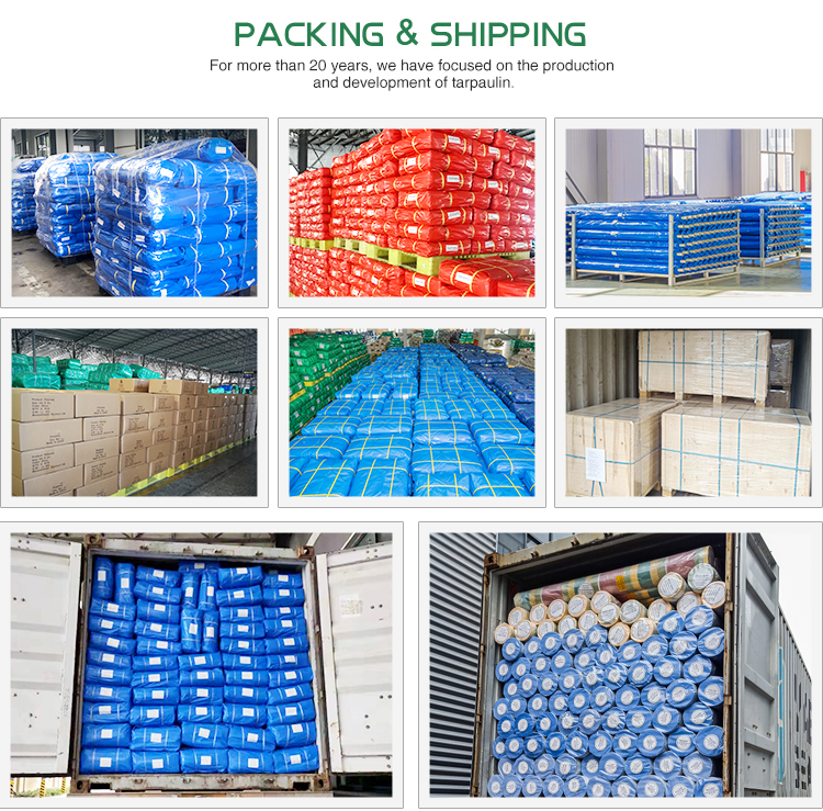 Good Quality Best Price 4X4 Size PE Tarpaulin For Truck Cover And Tire