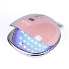Acetone resistance Housing and Battery working 3 hours New Cordless 48w led gel nail lamp for professional salon use