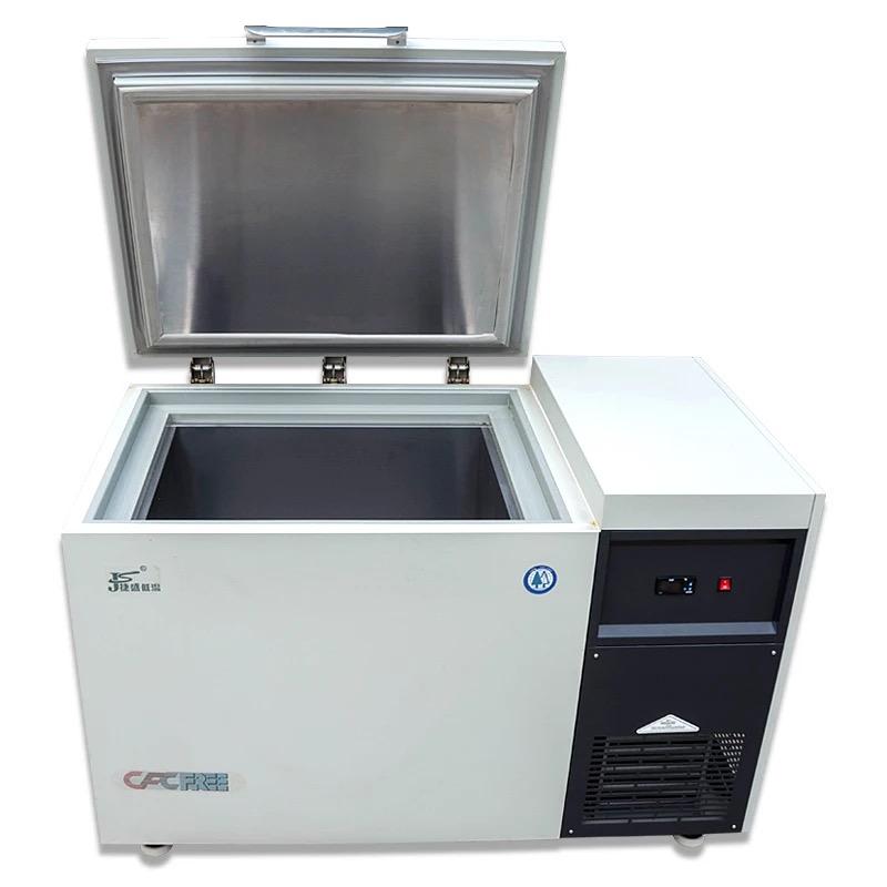 -86 Degree 105L ultra low temperature laboratory freezer cryogenic medical chest freezer