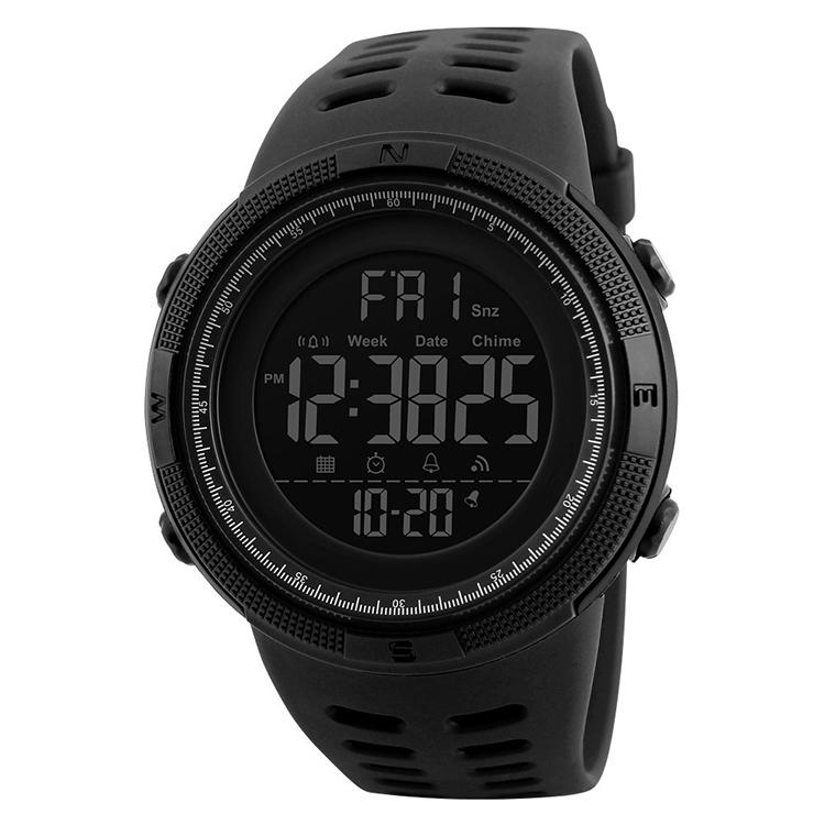 men's water resistant sport relojes skmei 1251