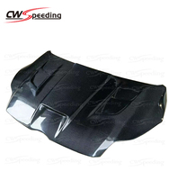 2012-2014 CWS-A STYLE CARBON FIBER ENGINE HOOD BONNET FOR FORD FOCUS