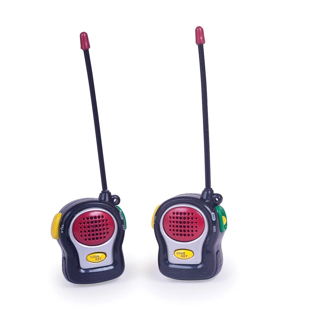 Wholesale Top Selling Kids Toy Good Quality 2pcs/set World's Smallest Walkie Talkie