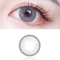 Hot sell new look Yearly contact lenses sterling gray contact lenses 14.5mm