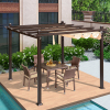 /product-detail/garden-metal-pergola-aluminium-grape-trellis-luxury-morden-outdoor-pergola-louver-with-retractable-sunshade-gazebos-canopy-3x3m-62237232411.html