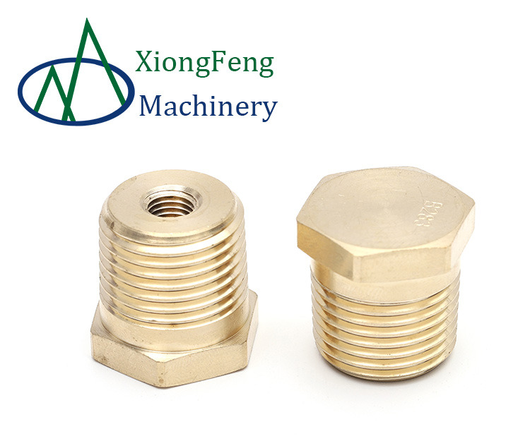 "1/4-20"" insert nut 1/4-20 1/4'' -20 threaded inserts with internal and external thread hexagon flange nut"