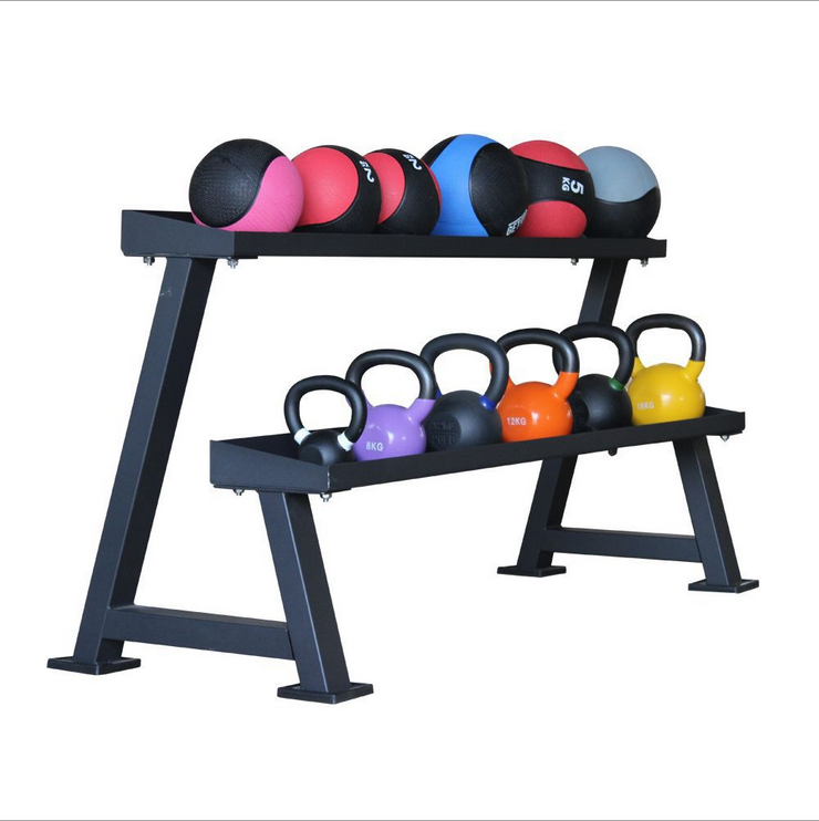 Colored Vinyl Dipping Cast Iron Kettle bell