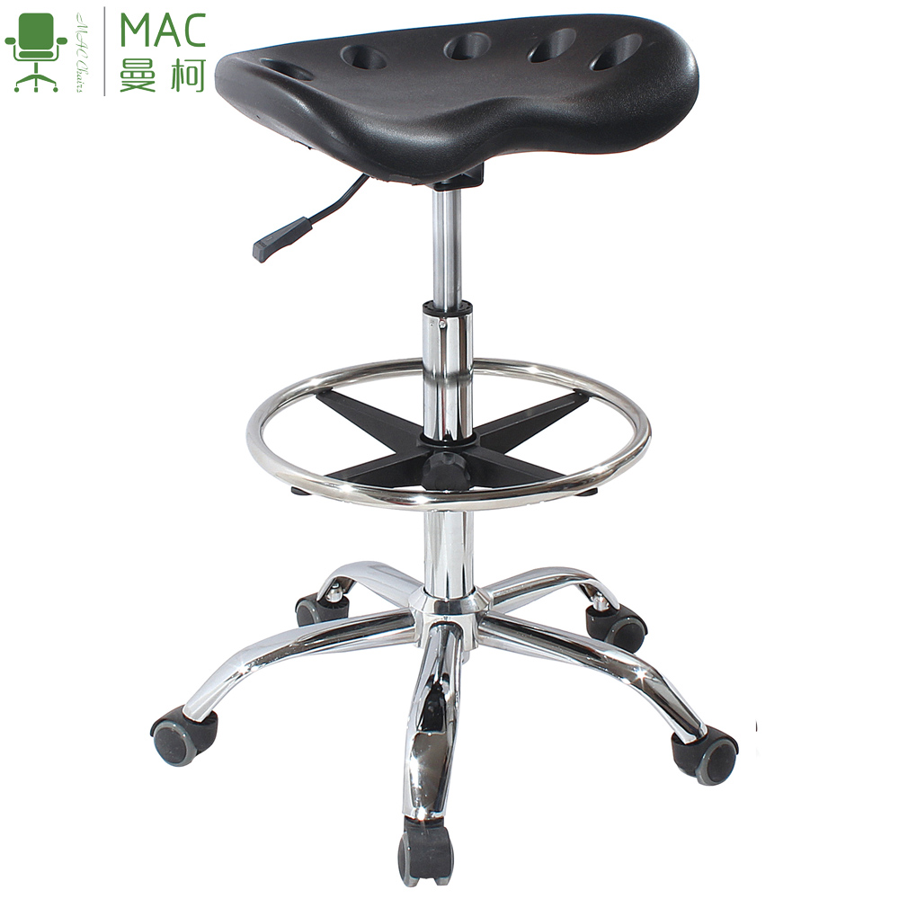 Wholesale lab chair visitor for hospital ward used laboratory furniture