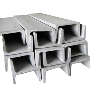 Ss 304 316 C Beam C8x11.5 Price Per Kg H 6mm Stainless Steel U Channel