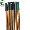 Hot sell Egyptian market 2019 cheap wood grain pvc coated wooden broom sticks