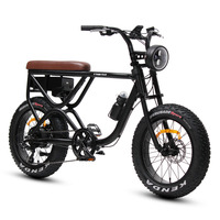 High Power fat tire motor e bike electric bicycle