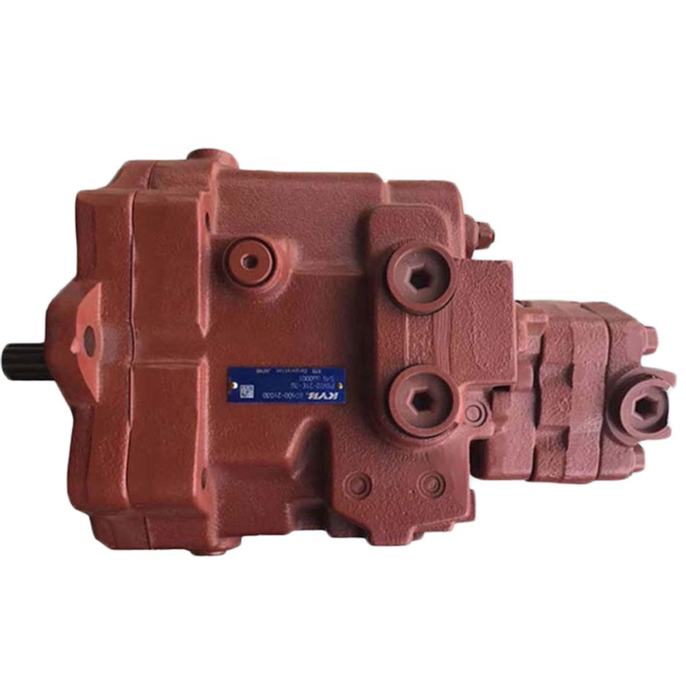 Kayaba Excavator Pump Parts PSVD2-17E Hydraulic Main Pump