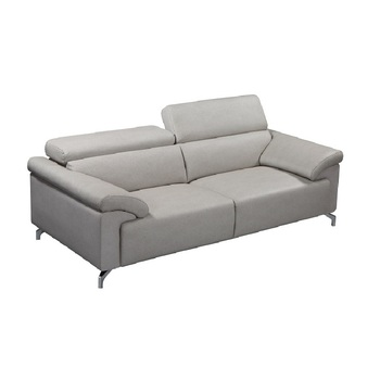 American Style Function Modern Big Corner Full Grain Leather Sofa
