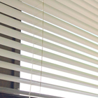 Home Decoration Accordion Louvered Windows With Hurricane Shutters