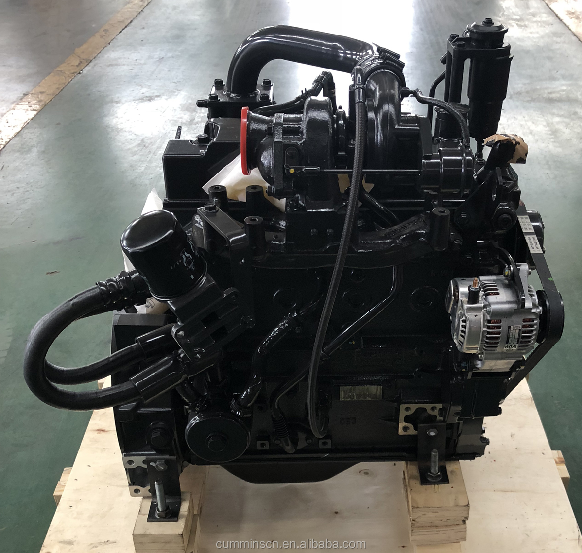 The B3.3 engine assembly of Cummins diesel engine Engine for excavator