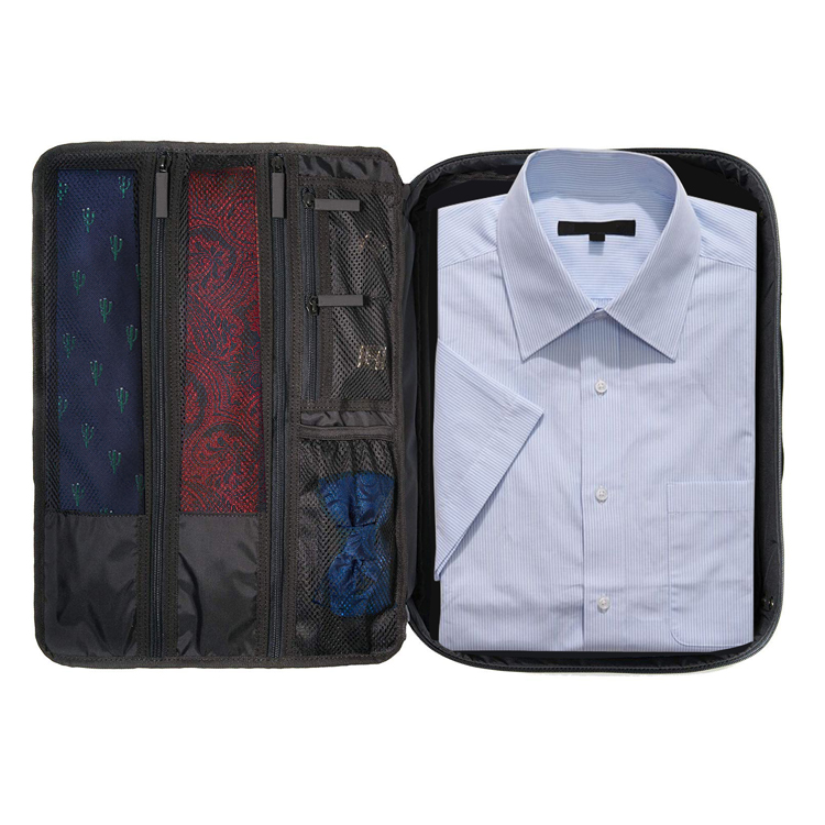 Carry-on Luggage Shirt Bag Travel Packing Organizer Blouses Garment bag