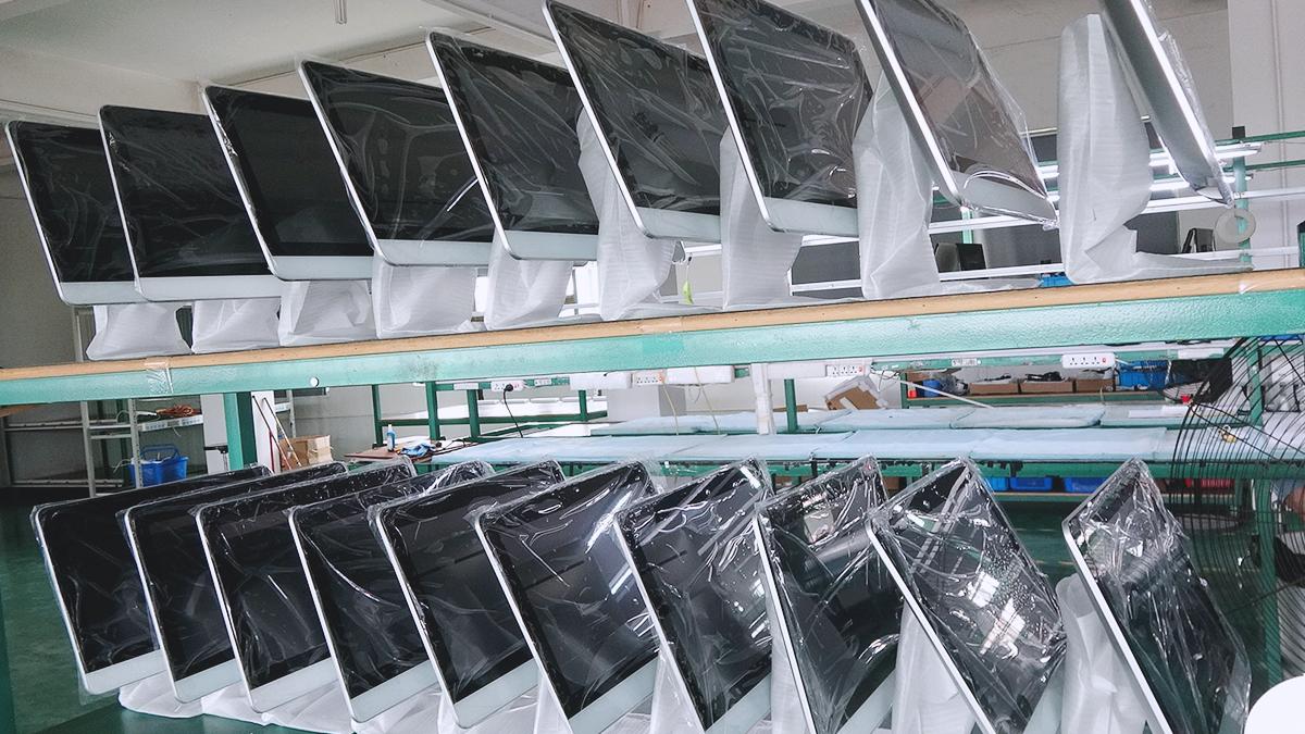 Nhà Máy Nóng Bán Máy Tính Tất Cả Trong Một Pc Máy Tính Để Bàn Màn Hình Cảm Ứng Trực Tiếp Giá