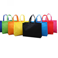 Promotion new design eco-friendly reusable portable custom logo shopping bag