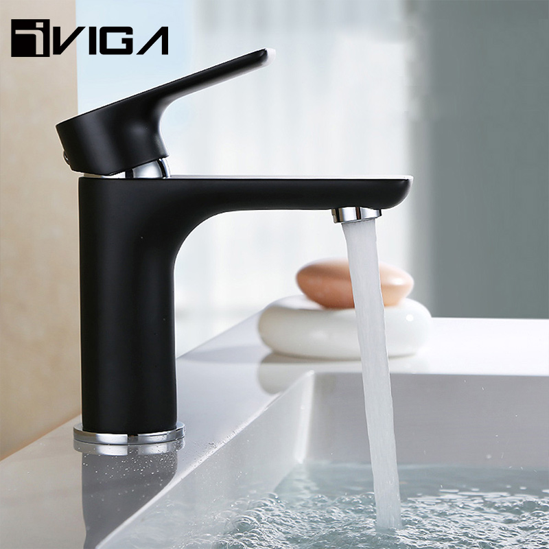 Ideal Standard Deck Mounted Single Handle Bathroom WashBasin Faucet