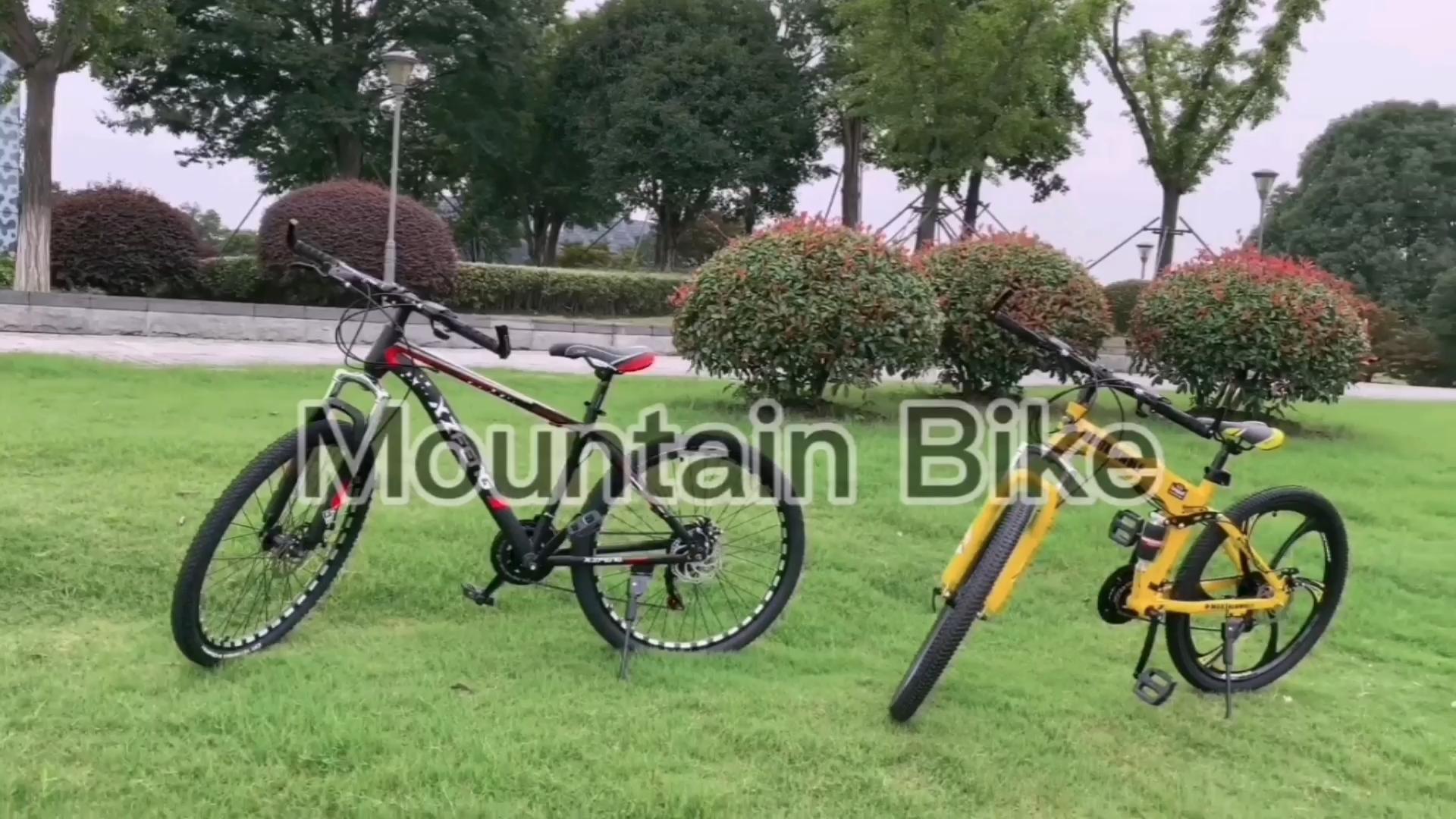 2019 सस्ते नए मॉडल थोक एमटीबी 26 इंच 21 गति स्टील पर्वत बाइक साइकिल //